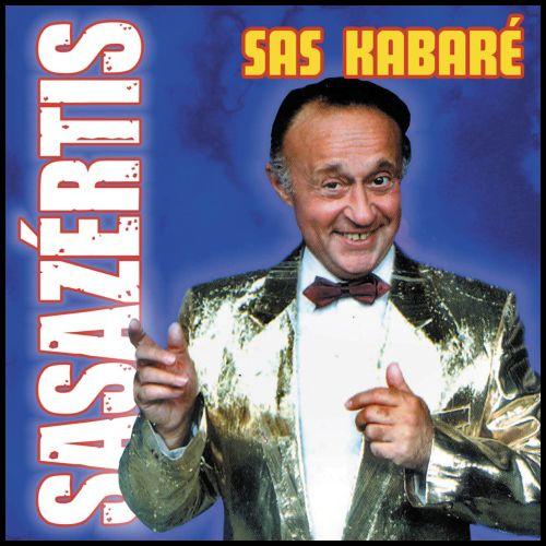 Sas Kabaré: Sasazértis (CD)