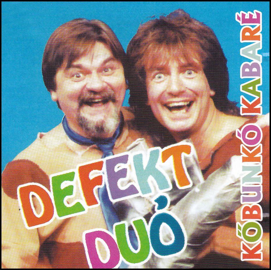 Defekt Duó: Kőbunkó kabaré (CD)