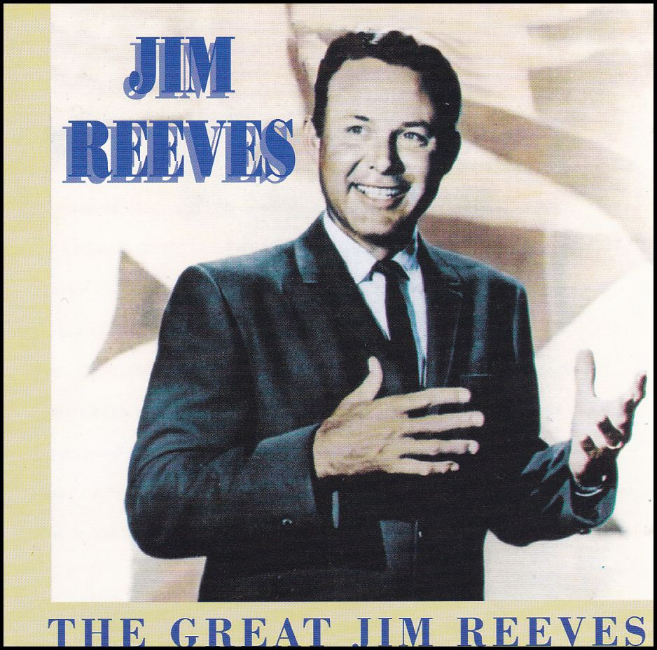 Jim Reeves: The Great Jim Reeves (CD)