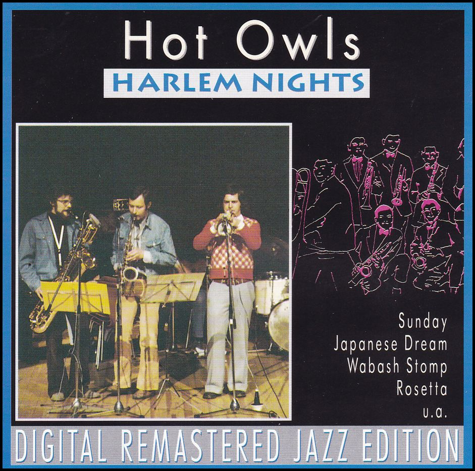 Hot Owls - Harlem Nights - Digital Remastered Jazz Edition (CD)