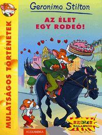 Az élet egy rodeó! (könyv)