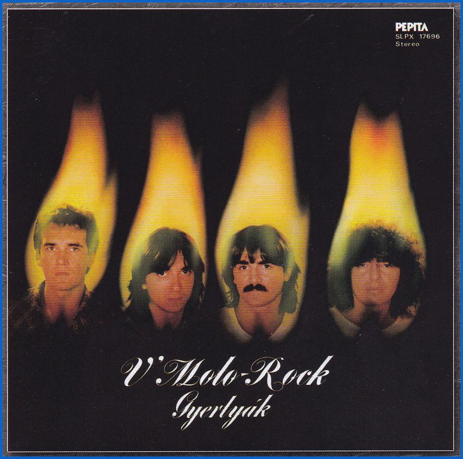 V'Moto-Rock - Gyertyák (CD)