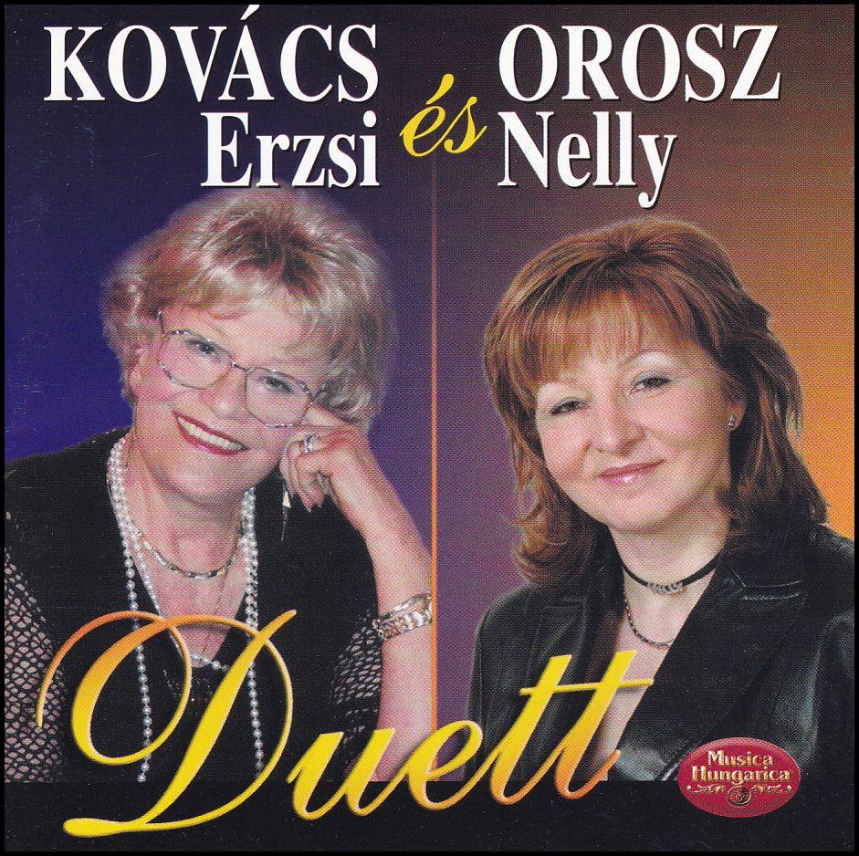 Kovács Erzsi és Orosz Nelly: Duett (CD)