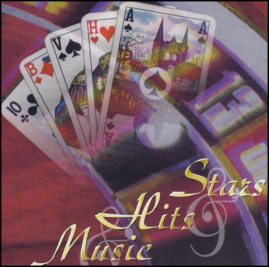 Stars Hits Music (CD)