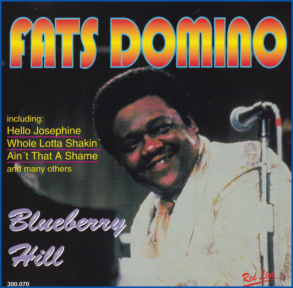 Fats Domino: Blueberry Hill (CD)