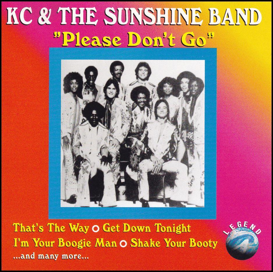 "KC & The Sunshine Band: 'Please Don't Go"" (CD)"