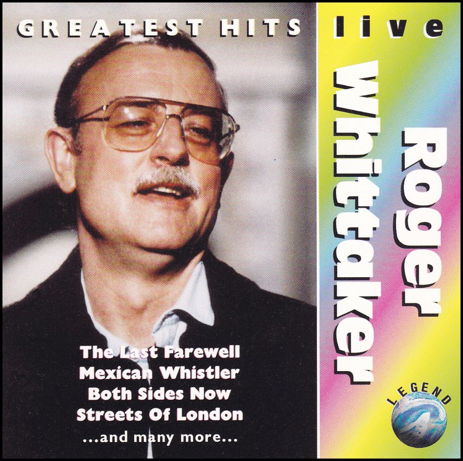 Roger Whittaker: Greatest Hits (CD)