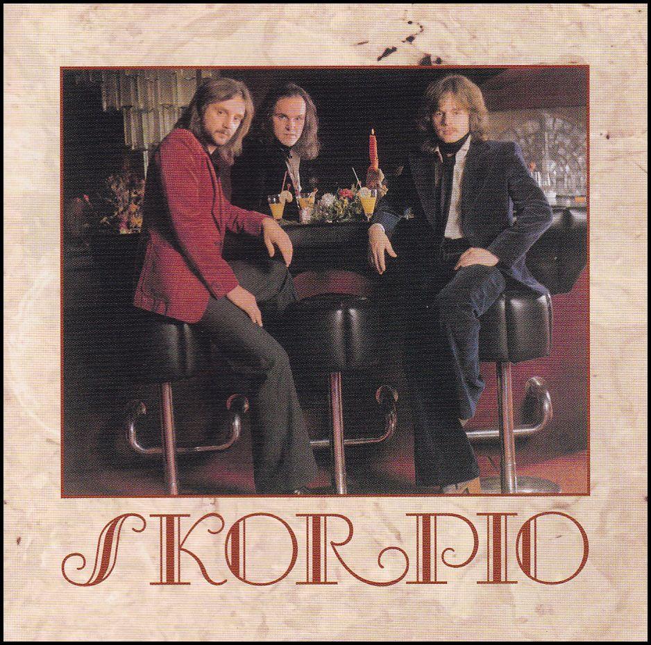 Skorpio: Új Skorpio (CD)