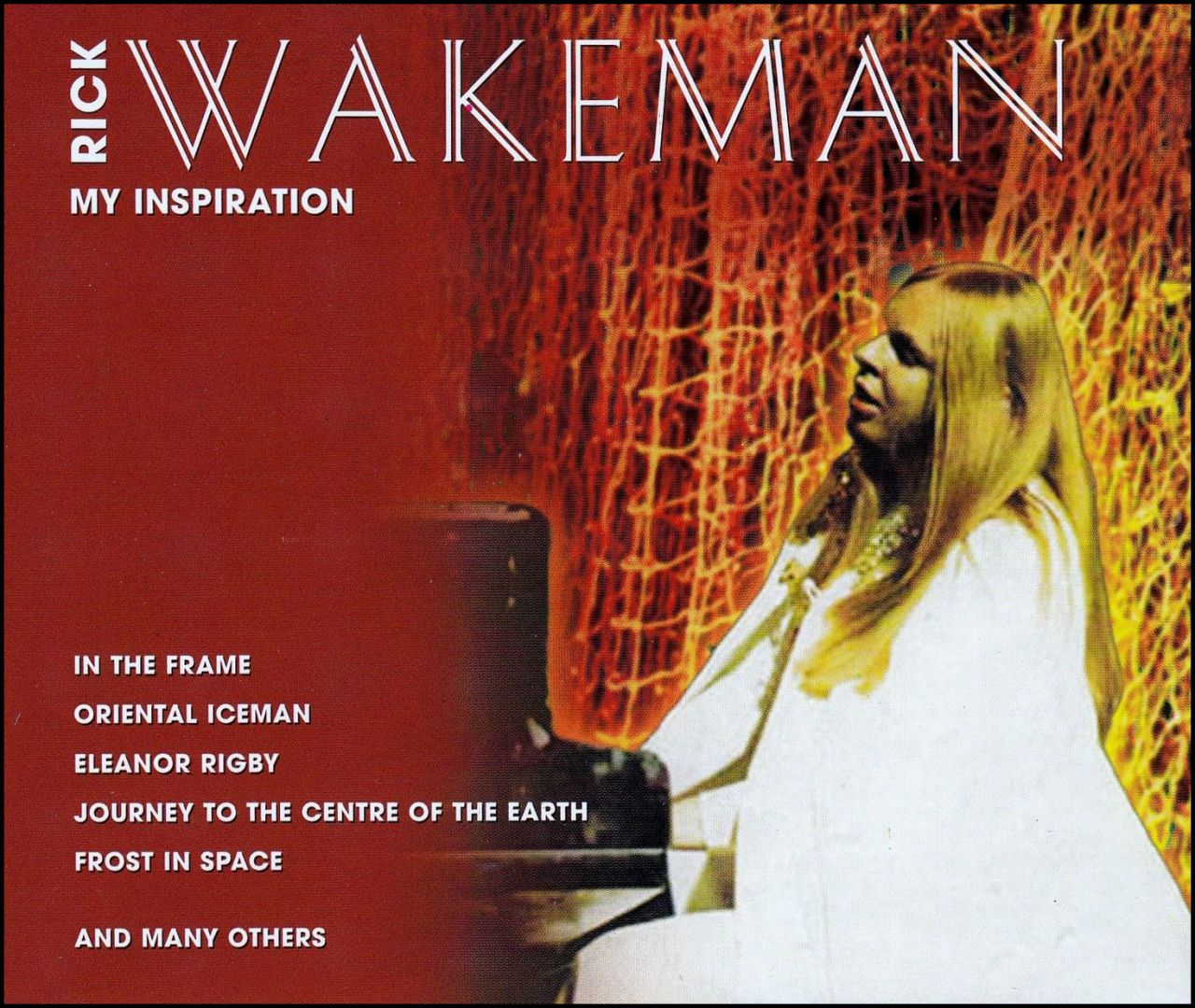 Rick Wakeman: My Inspiration (3 CD)