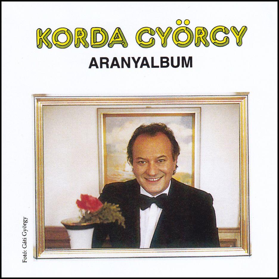 Korda György: Aranyalbum (CD)