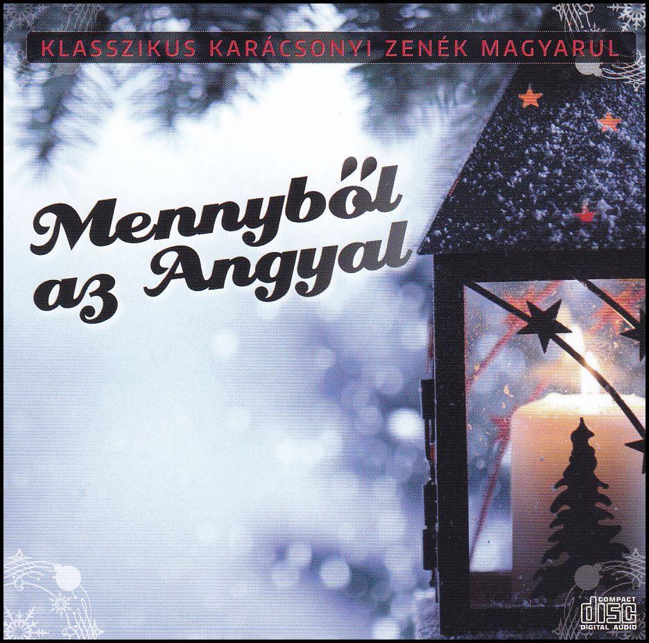 Mennyből az Angyal (CD)
