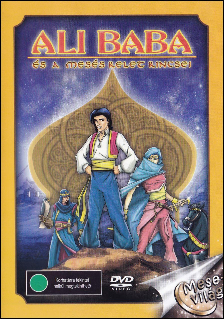 Ali Baba és a mesés kelet kincsei (DVD)