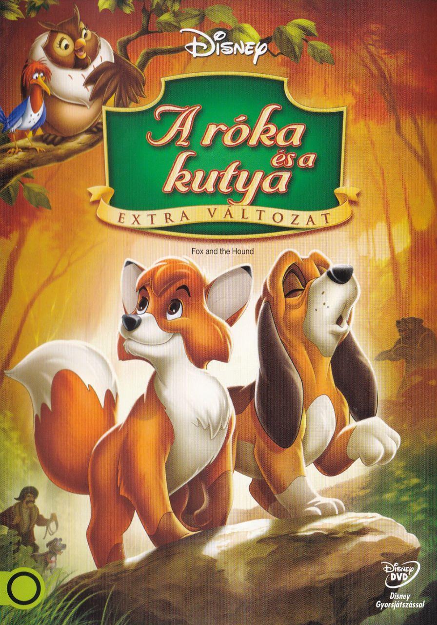 A róka és a kutya Extra változat (DVD)