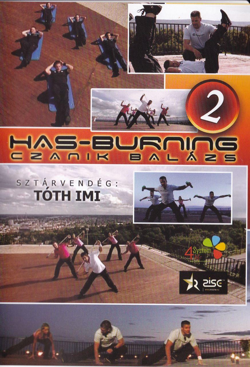 Czanik Balázs: Has-Burning (DVD)