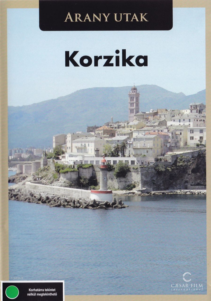 Korzika (DVD)