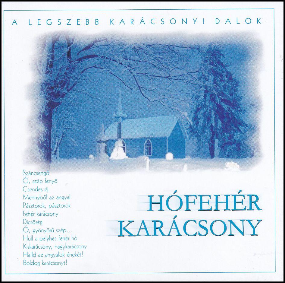 Hófehér Karácsony (CD)