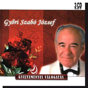Győri Szabó József: Gyűjteményes válogatás (3CD)