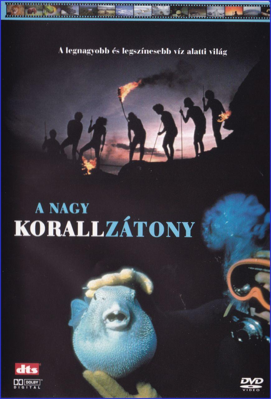 A nagy korallzátony (DVD)