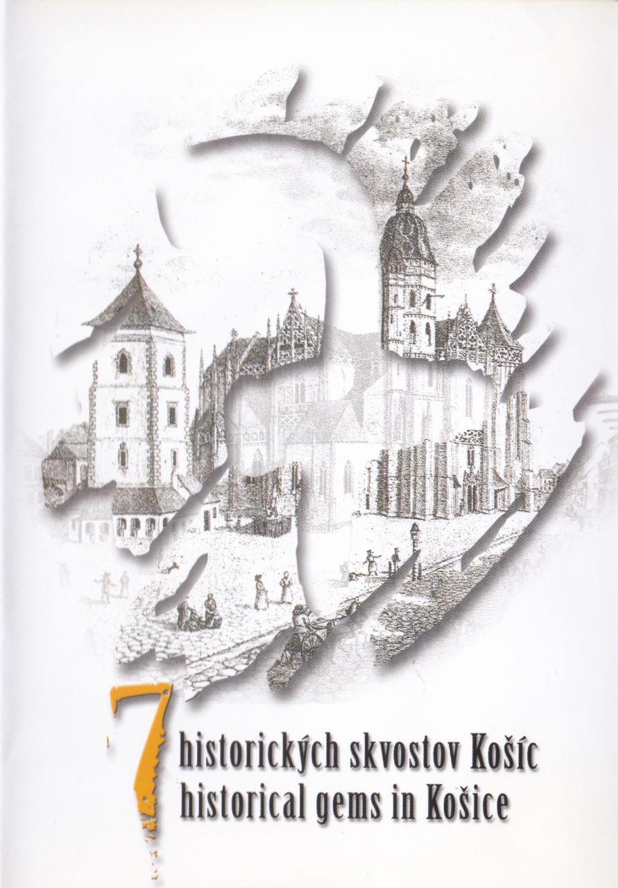 7 historickych skvostov Kosíc historical gems in Kosice (DVD)