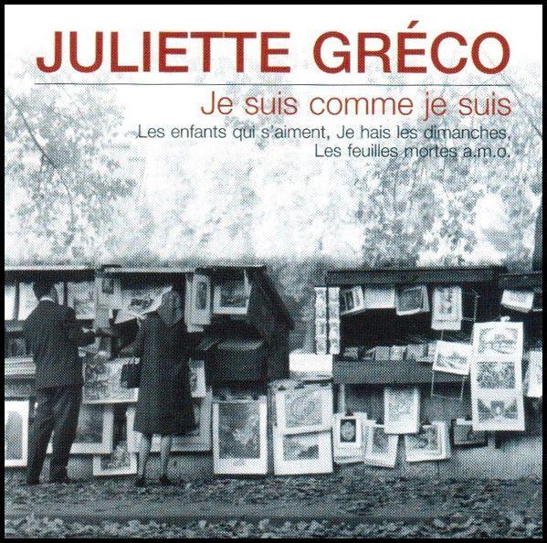 Juliette Gréco: Je suis comme je suis (CD)