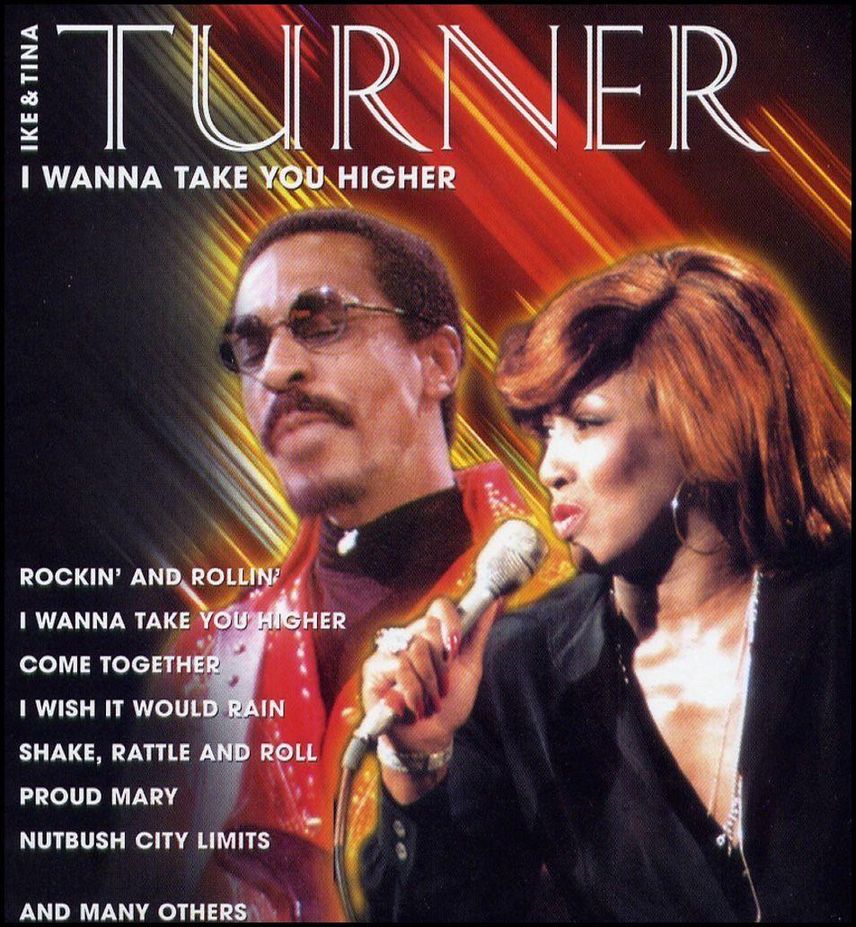 Turner: I Wanna Take You Higher (3 CD)