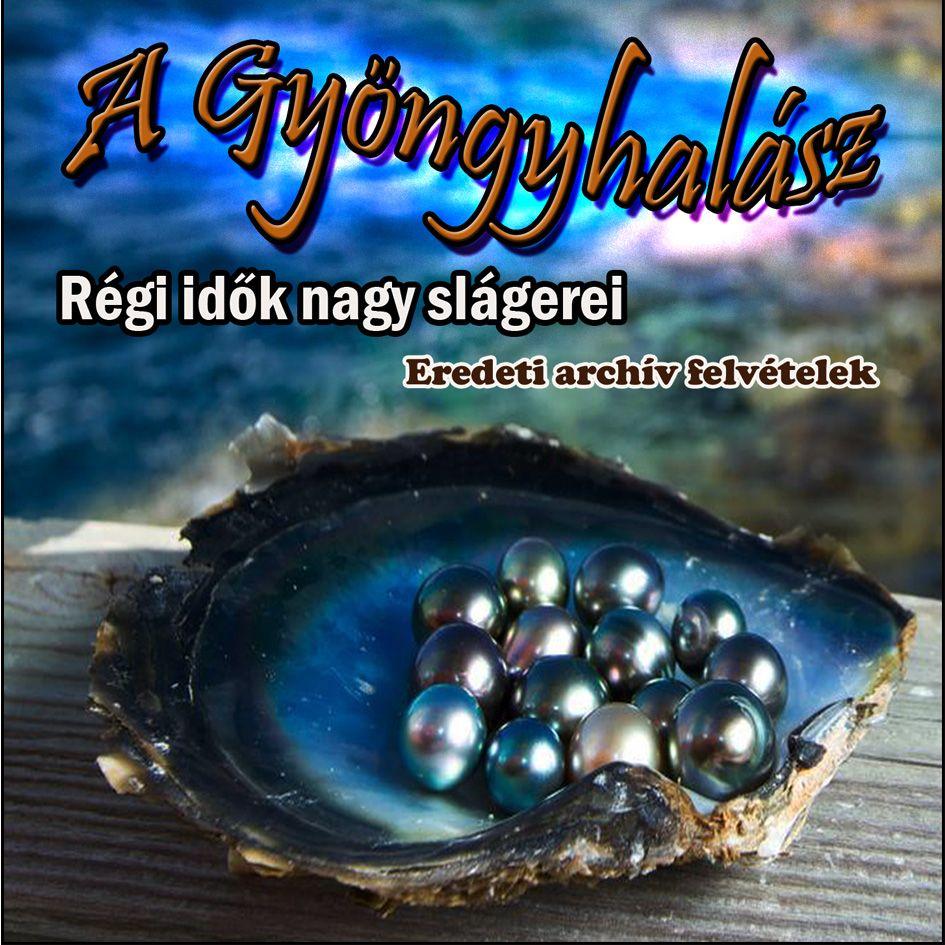 A gyöngyhalász (CD)