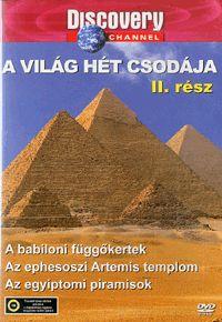 A Világ Hét Csodája II. rész (DVD)