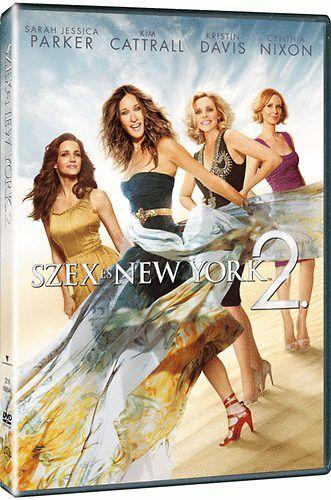 Szex és New York 2. (DVD)