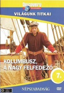 Kolumbusz, a nagy felfedező (DVD)