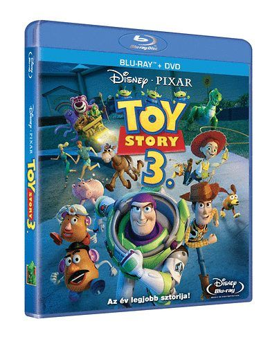 Toy Story 3. (DVD)