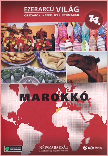 Ezerarcú világ: Marokkó (DVD)