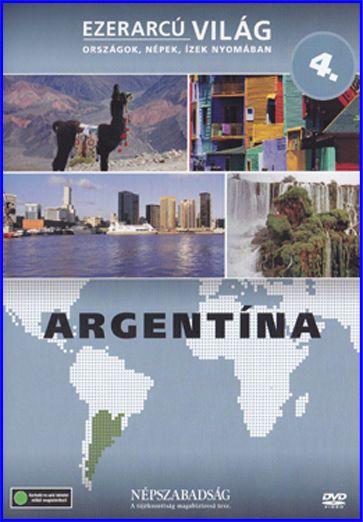 Ezerarcú világ: Argentína (DVD)