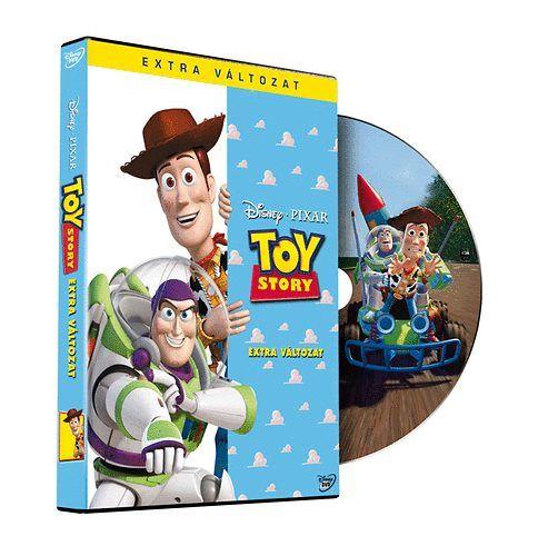 Toy Story - Játékháború - Extra változat (DVD)