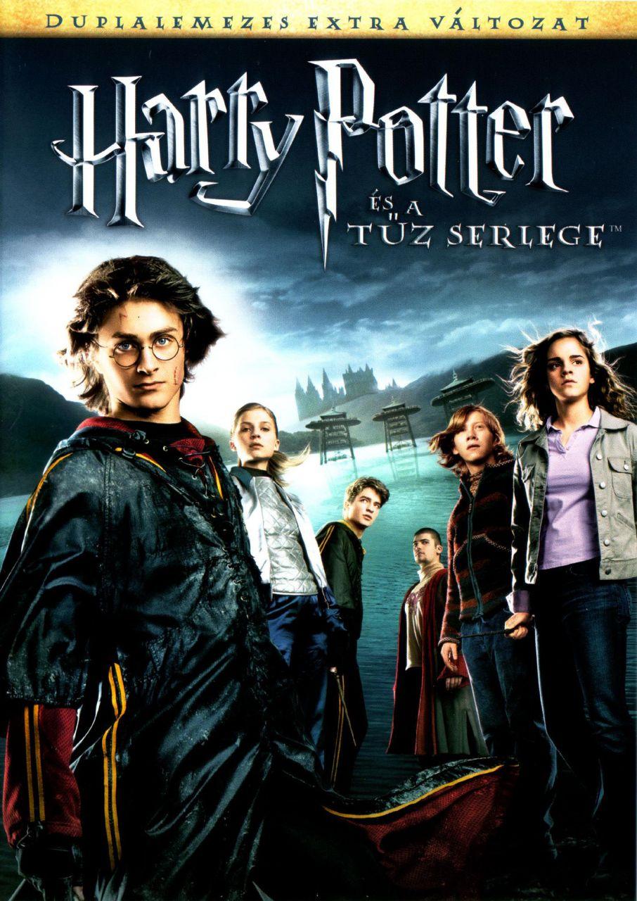 Harry Potter és a tűz serlege ( 2 DVD)