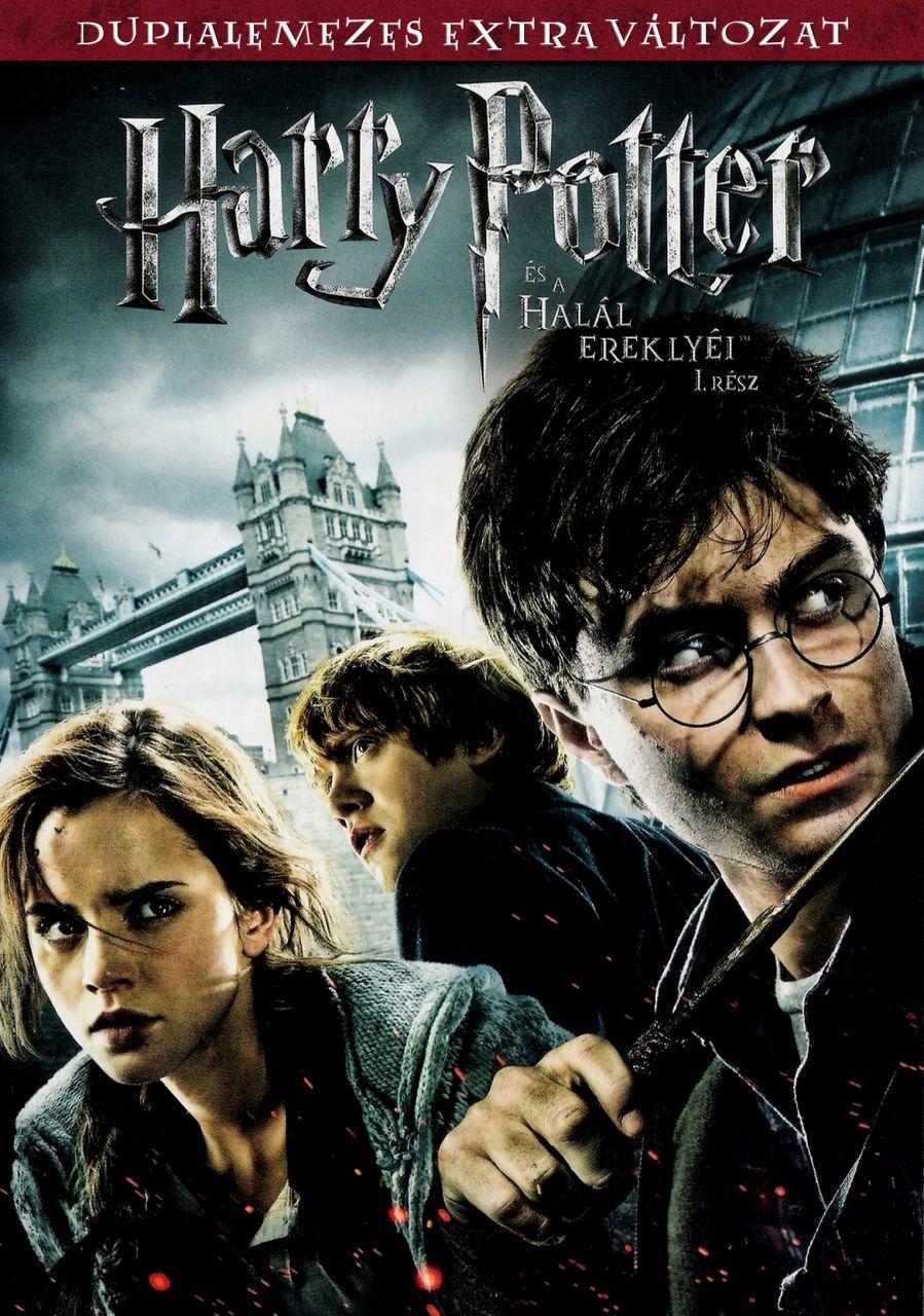 Harry Potter és a halál ereklyéi I. rész (2 DVD)