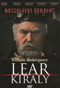 William Shakespreare: Lear király (DVD)