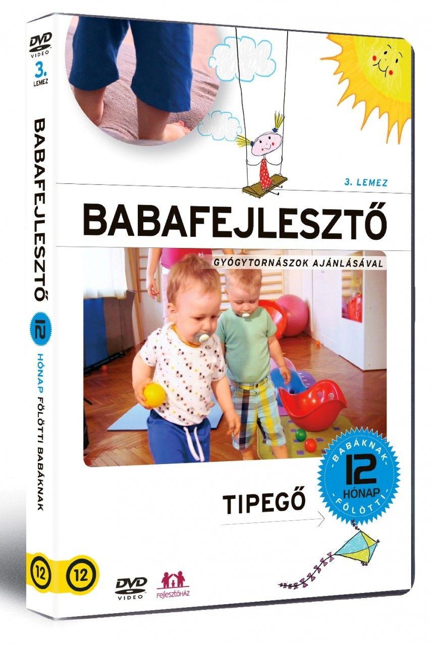 Babafejlesztő: Tipegő (DVD)