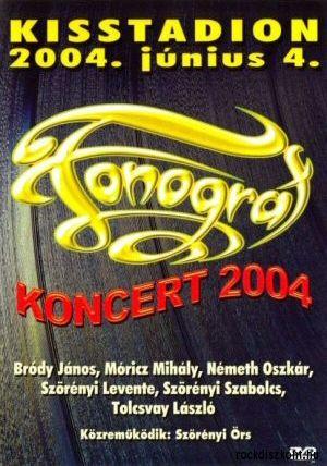Fonográf koncert 2004 (DVD)