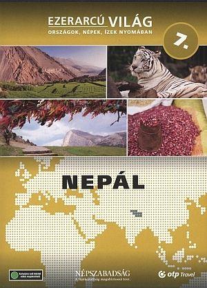Ezerarcú világ: Nepál (DVD)