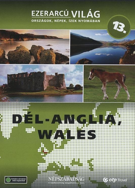 Ezerarcú világ: Anglia, Wales (DVD)