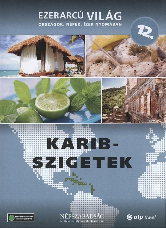 Ezerarcú világ: Karib-Szigetek (DVD)