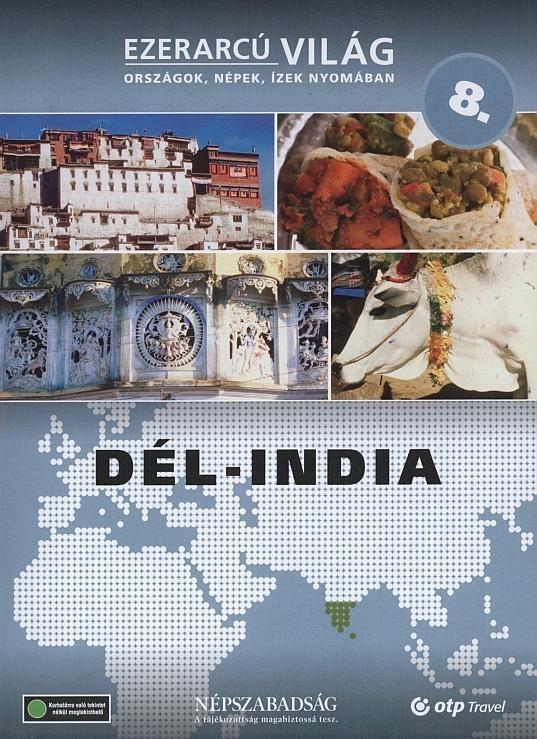 Ezerarcú világ: Dél-India (DVD)