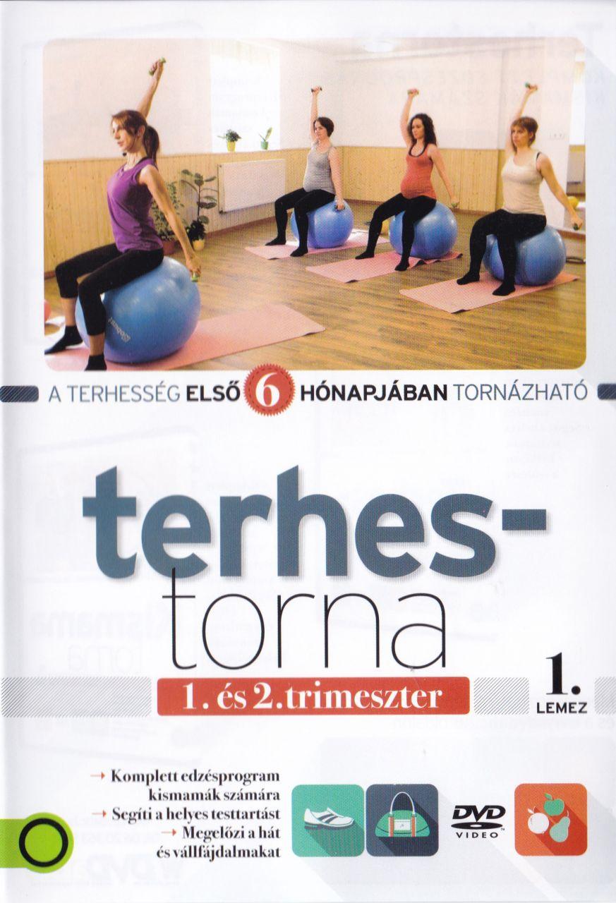 Terhestorna: 1. és 2. trimeszter 1. lemez (DVD)