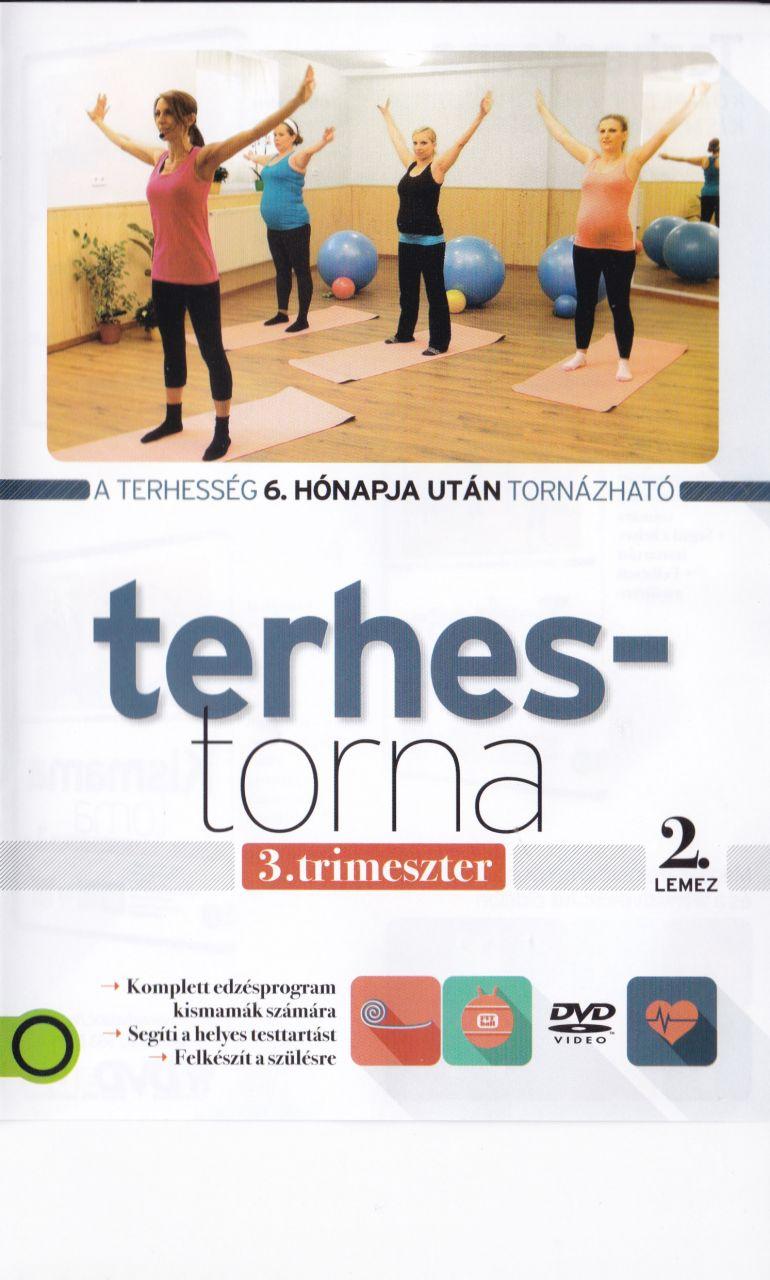 Terhestorna 2. - 3.trimeszter 2. lemez (DVD)
