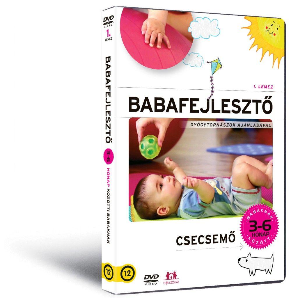 Babafejlesztő: Csecsemő (DVD)