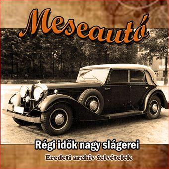 Meseautó (CD)