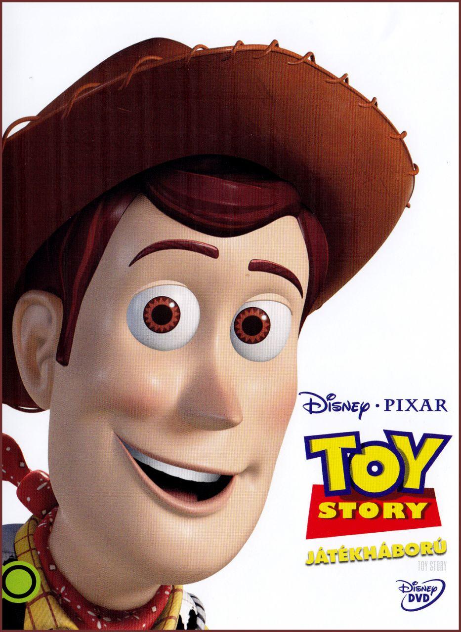 Toy Story: Játékháború (DVD)