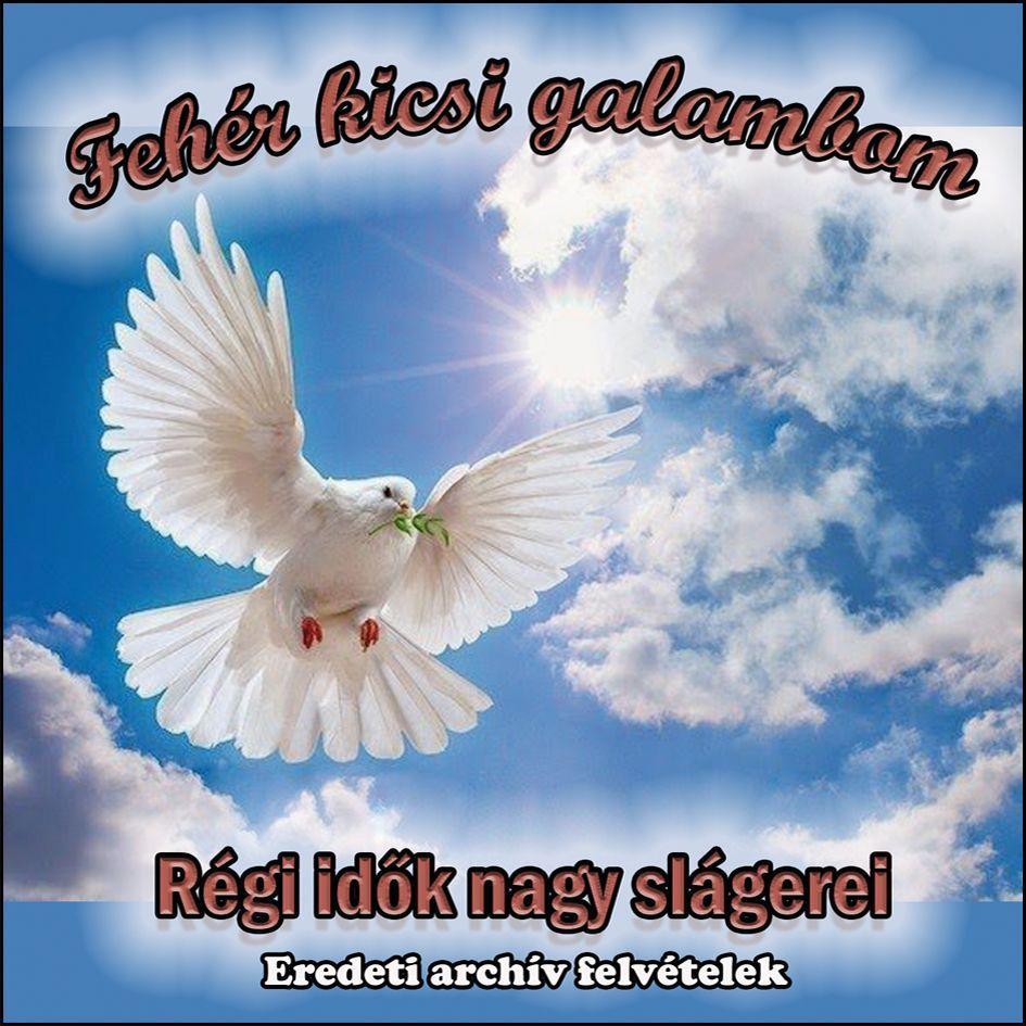 Fehér kicsi galambom (CD)