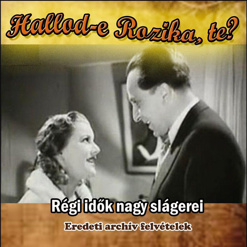 Hallod-e Rozika, te? (CD)