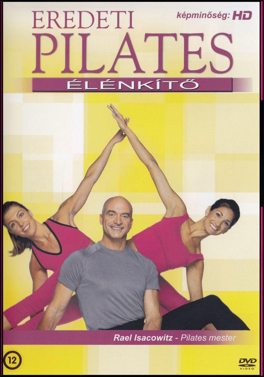 Pilates – Élénkítő (DVD)